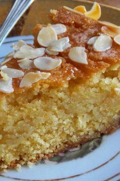 τέλειοι Greek Sweets, Greek Desserts, Greek Recipes, Vegan Desserts, Sweets Recipes, Cake Recipes, Cooking Recipes, Vegan Recipes, Sweets Cake