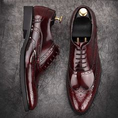 Men's Corner: Ιδέες Για Γαμπριάτικα Παπούτσια