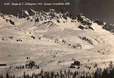 SAN PELLEGRINO - Passo sciistico - Gruppo Costabella - 1956