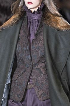 Gucci Fall 2012 Milan- Details