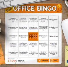 Bored at Work? We've Got the Game For You: Turn the ups and downs of office life into a fu...