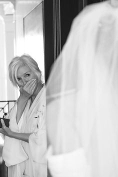 20 Must-Have Getting Ready Photos for Your Wedding via Brit + Co.