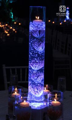 Underwater Themed Centerpiece | Occasions by Shangri-La ... #EditLater