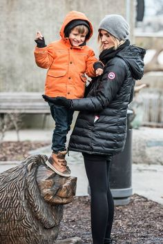 Play time can be all the time with the Canada Goose Youth, Kids and Baby