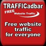 """Join Traffic Ad Bar today and get totally FREE website traffic. """"Traffic Ad Bar is a new way to get FREE website traffic. Free Advertising, Ads, Make Money Online, How To Make Money, Business Help, Free Website, Extra Cash, Extra Money, Internet Marketing"""