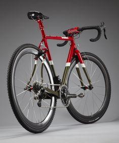 Speedvagen Cross Bike via dfco