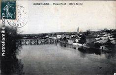 Vieux Pont - Rive droite