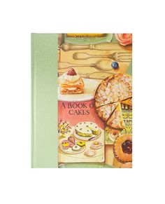 Recipe Book Cake Factory by WolfiesBindery on Etsy
