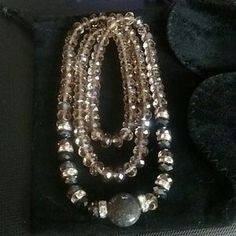 JenzJewelry Jewelry - Gorgeous  Swarovski Crystal Handmade Bracelet