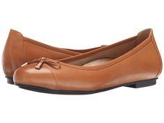 VIONIC Spark Minna Ballet Flat Tan - Zappos.com Free Shipping BOTH Ways