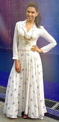 Deepika Padukone's Ram Leela fashion tour