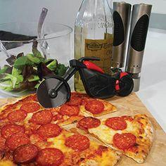 Chopper Motorbike Pizza Cutter