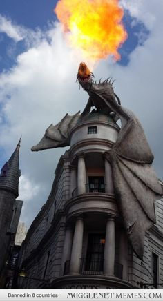 Wizarding World of Harry Potter: Diagon Alley
