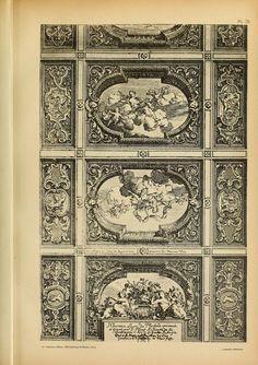 more@ - 1890 - Nouveaux livre d'ornaments, pour l'utillitée des sculpteurs et ofeures, inventé et gravéz á La Haye - by Marot, Daniel