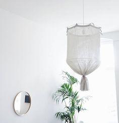 Interior Lighting, Interior Styling, Interior Decorating, Bedroom Lamps, Diy Bedroom Decor, Diy Luz, Bedroom Seating, Home Ceiling, Boho Designs