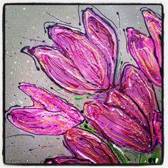 Tulpen Paintings, Art, Tulips, Art Background, Paint, Painting Art, Kunst, Painting, Portrait