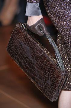 Elegant bag.