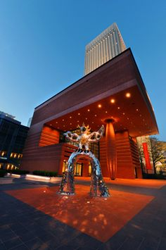 The Bechtler Museum of Modern Art in Charlotte, North Carolina is a 36,500 sq. ft. museum space dedicated to the exhibition of mid-20th-century modern art. The modern art collection is part of the new Levine Center for the Arts. walidmrealtor.com
