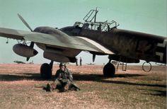 Messerschmitt Bf 110 C-5, 7 (H) / LG 2 Russia, spring 1942.