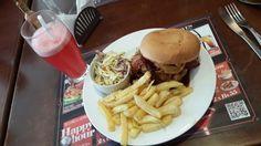 Brutal burger...