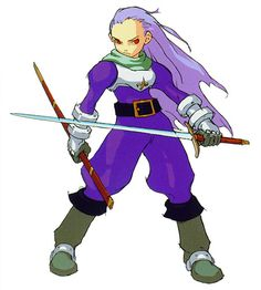 Teepo - Breath of Fire III: Is that Teepo?! I felt so bad for him in the game. But not as bad as....