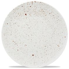 Elite Global Solutions Macchiato Round Melamine Bread and butter plate