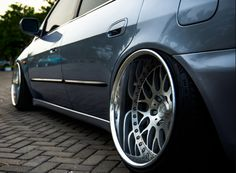 Modifikasi Honda Accord Cielo Hellaflush Style