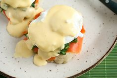 Top o the Mornin: Eggs St Patrick (aka Irish Eggs Benedict) | Crumb: A Food BlogCrumb: A Food Blog