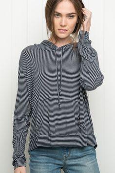 Brandy ♥ Melville | Robin Hoodie - Hoodies - Sweaters - Clothing