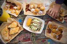 Dining in the Discovery City: Where to Eat in Columbus, Ohio Camping In Ohio, Organic Yogurt, Homemade Pastries, Columbus Ohio, Morning Food, Frozen Yogurt, Places To Eat, Wine Recipes, Road Trip