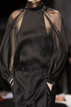 Visions of the Future // Givenchy Spring 2013 details
