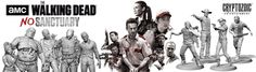 Cryptozoic The Walking Dead: No Sanctuary Giveaway! Ends September 1, 2016.
