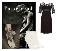 """""""Untitled #182"""" by dalsaw ❤ liked on Polyvore featuring Séraphine and Dolce&Gabbana"""
