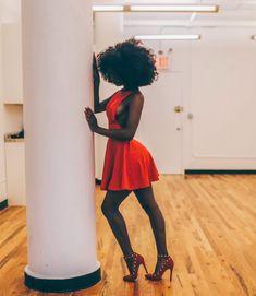 BGKI - the website to view fashionable & stylish black girls shopBGKI today Black Girls Rock, Black Girl Magic, Scene Hair, Flat Twist, Protective Styles, Curly Hair Styles, Natural Hair Styles, Pelo Natural, Dark Skin Beauty