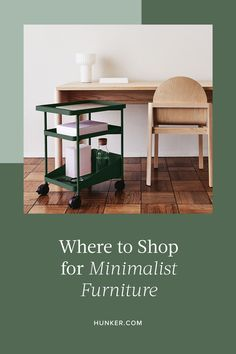 From budget brands like IKEA to splurge spots like Finnish Design Shop, we've gathered the 12 best places to shop for minimalist furniture online. #hunkerhome #minimalist #minimalistfurniture #furnitureideas #minimalisticfurniture Minimalist Furniture, Minimalist Living, Minimalist Design, Modern Design, Accent Furniture, Furniture Design, Danish Design Store, What's Your Style, Design Within Reach