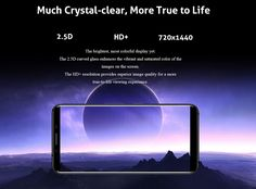 HOMTOM S8 Android 7.0 5.7 inch 4GB RAM 64GB ROM MTK6750T 1.5 GHz Octa-Core 4G Smartphone
