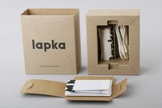 Lapka on Packaging of the World - Creative Package Design Gallery