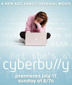 ABC Family - Cyberbully - The Movie.one of the best movies ive ever see, great for EVERY teen to see! Sad Movies, Movie Tv, Saddest Movies, Drama Movies, Movies Showing, Movies And Tv Shows, Great Movies To Watch, Awesome Movies, Watch Movies