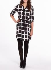 3/4 Sleeve Shirt Dress   Women   Shop Online at Reitmans Autumn Winter Fashion, Winter Style, Online Shopping For Women, 3 4 Sleeve Shirt, Dressing, Short Sleeve Dresses, Shirt Dress, My Style, Type 4