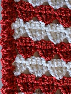 Mya's Baby Blanket!  Pattern includes many sizes.  This is ssooo darling!!!!!  Make & save...