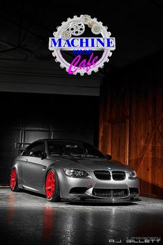 ❤ Visit ~ MACHINE Shop Café ❤ MACHINE Shop Café concepts are celebrated here. Follow Us and our Crowdfunding Campaign... October 2017 by purchasing your 'Gift Card Perks' at... www.indiegogo.com ❤ Best of BMW @ MACHINE ❤