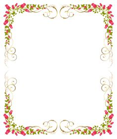 Flower Background Frame 09 Vector EPS Free Download Logo Icons Brand Emblems