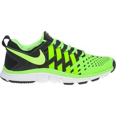 Hello Neon! // Nike Men's Free Trainer 5.0 Athletic Training Shoes. Follow me : ryhererynow