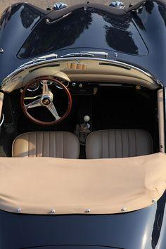 Classic Porsche Interior