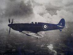 Spitfire P9315, RAF Benson No 3 PRU Oakington, Cambridge, 7th February 1941.