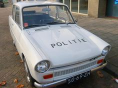 politie wagen
