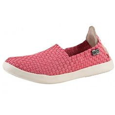 Hey Dude E Last Simple Coral Canvas - http://on-line-kaufen.de/hey-dude/hey-dude-e-last-simple-coral-canvas