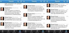 Iniciativa en Twitter por #ClasesEnOaxaca
