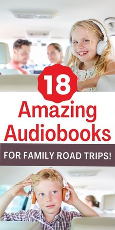 Family audiobooks everyone (even parents!) will love. These are the best audiobooks for road trips and vacation trips. Family Vacation Destinations, Family Vacations, Vacation Trips, Family Travel, Cruise Vacation, Disney Cruise, Road Trip With Kids, Family Road Trips, Travel With Kids