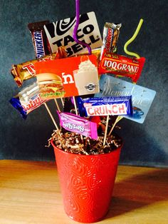 how to make a gift card basket
